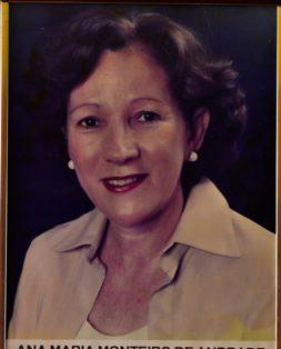 Ana Maria Monteiro de Andrade