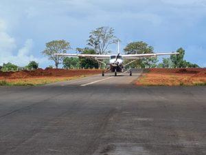 Aeroporto de Tangará da Serra tem voos regulares da Azul e passará a receber voos da Gol