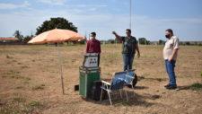 Funasa e AMM realizam estudo geofísico para perfuração de poços em Tangará da Serra