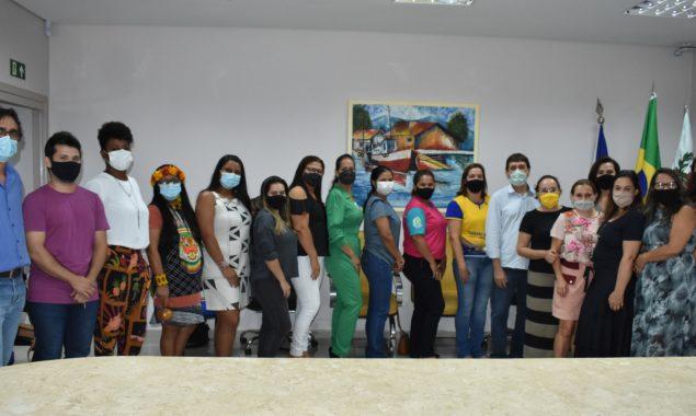 Empossados membros do Conselho Municipal dos Direitos da Mulher